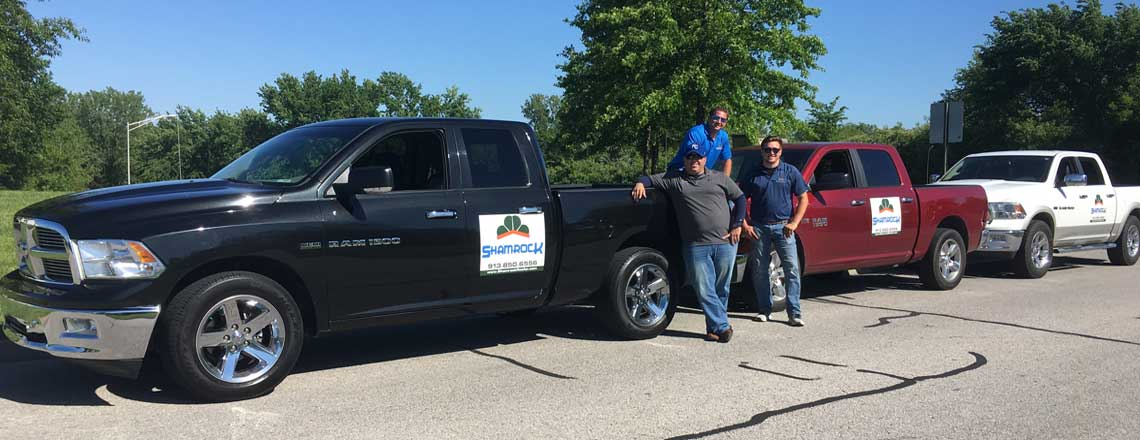 Shamrock Roofing Johnson County Roofing Company