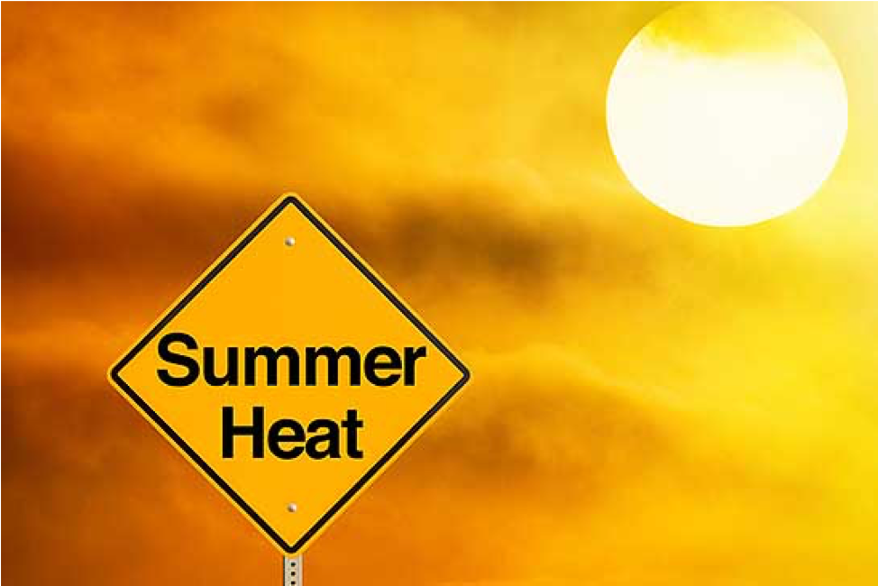 Summer Heat Can Lead to Roof Repair in Johnson County