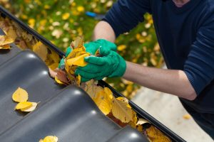 How To Clean Rain Gutters in Kansas City