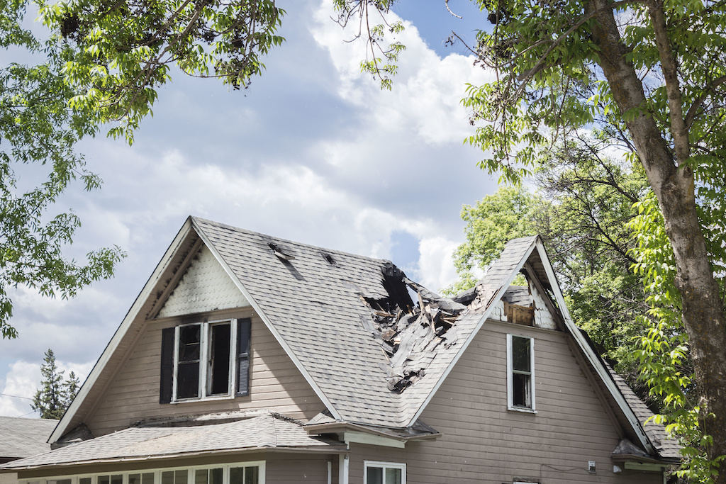 Sources of Roof Damage