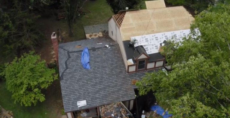 Roofing Contractor to the Stars: Shamrock Roofing!