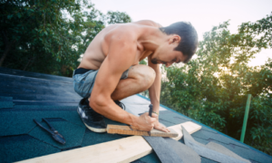 Don't hire an uninsured roofer