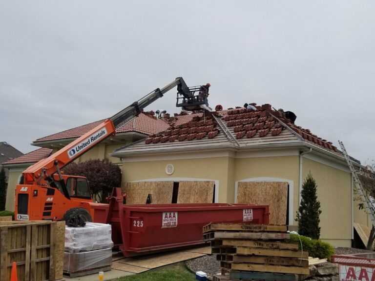 Wind Storm Effect on Roofs