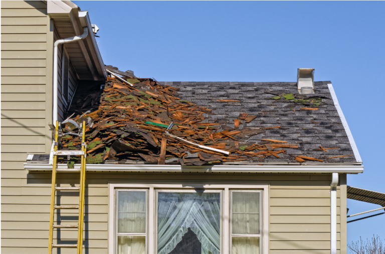 Replacing a Roof? Here's How We Do It