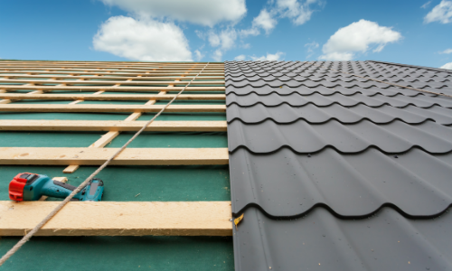 Metal Roofing: High Quality, Low Maintenance