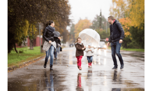 Budgeting for a Rainy Day- Shamrock Roofing