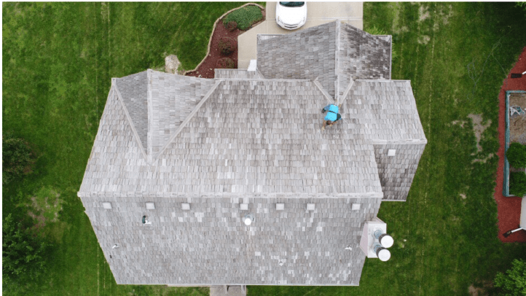 What to Expect from a Free Roof Inspection from Shamrock